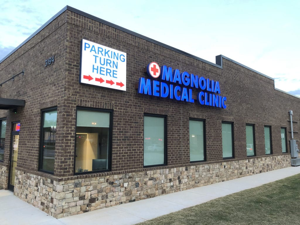 Magnolia Medical Clinic Duluth Georgia Location Norcross